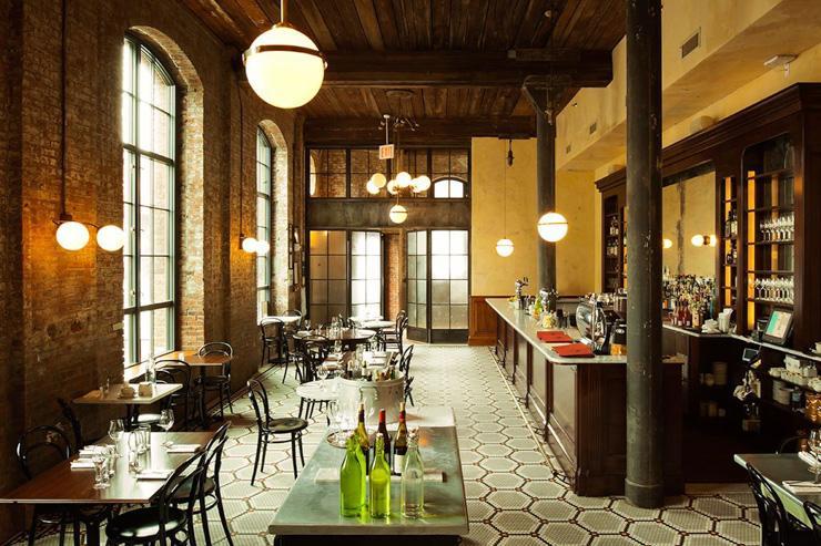 Wythe Hotel à Brooklyn - Lobby