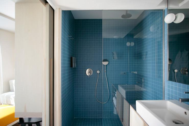 Citizen Hotel - Salle de bain