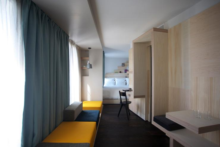 Citizen Hotel - Chambre