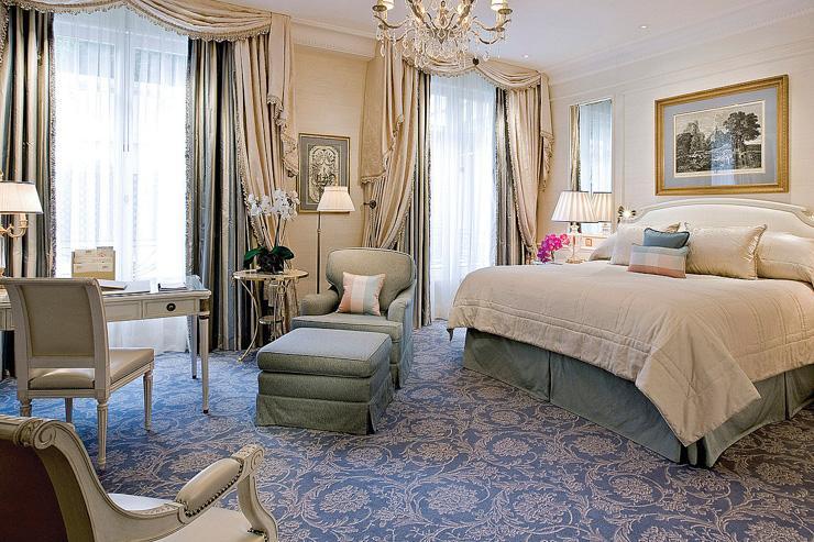 Chambre au Four Seasons George V