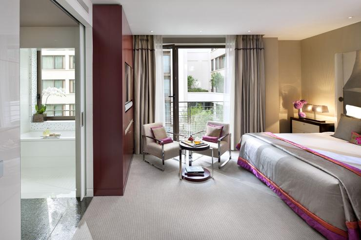 Mandarin Oriental Paris - Chambre
