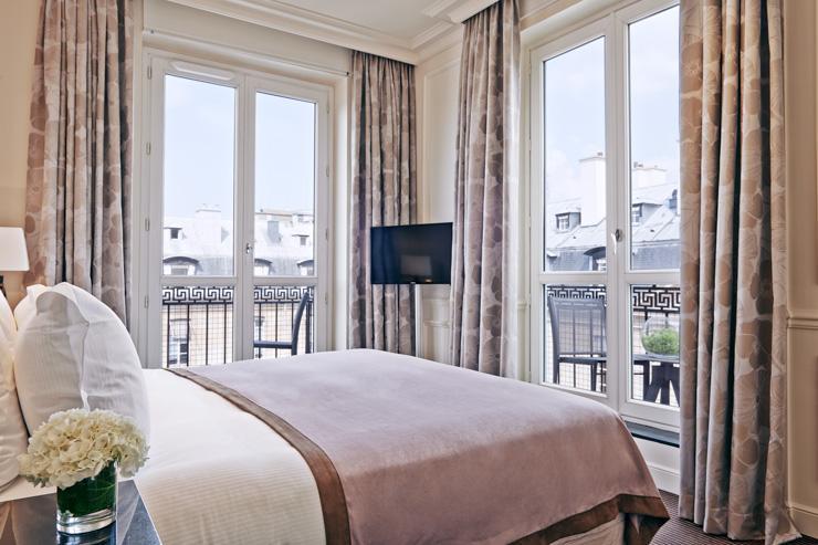 Grand Hôtel du Palais Royal - Chambre