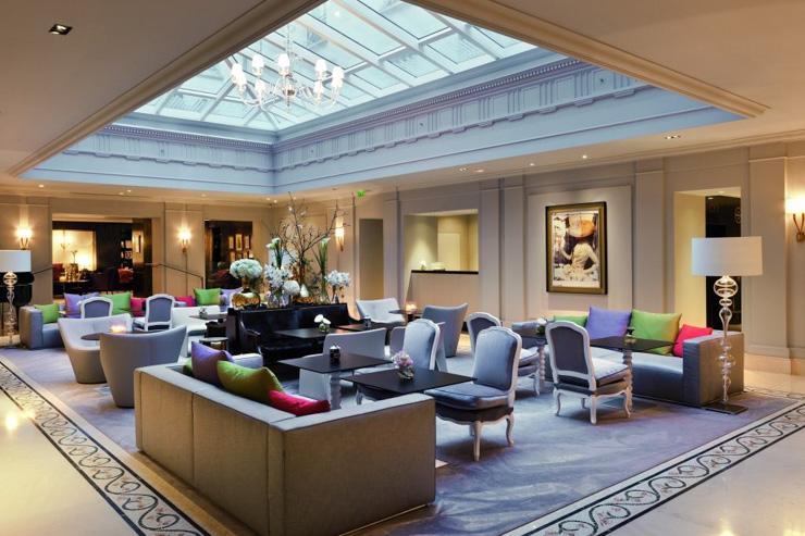 Sofitel Le Faubourg - Lobby