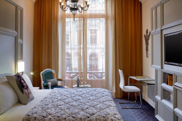 W Paris - Chambre