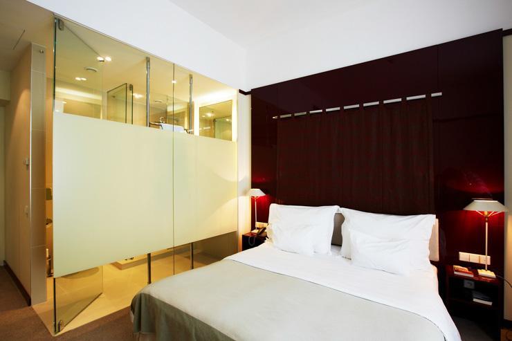 Maximilian Hotel à Prague - Chambre