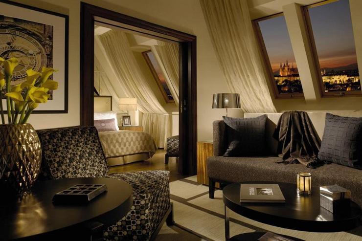 Alcron Hotel Prague - Suite