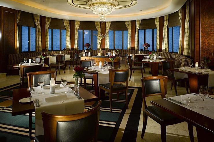 Alcron Hotel Prague - Le restaurant gastronomique Alcron