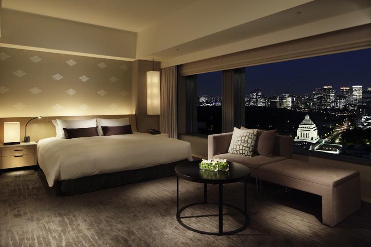 The Capitol Hotel Tokyu - Chambre avec vue