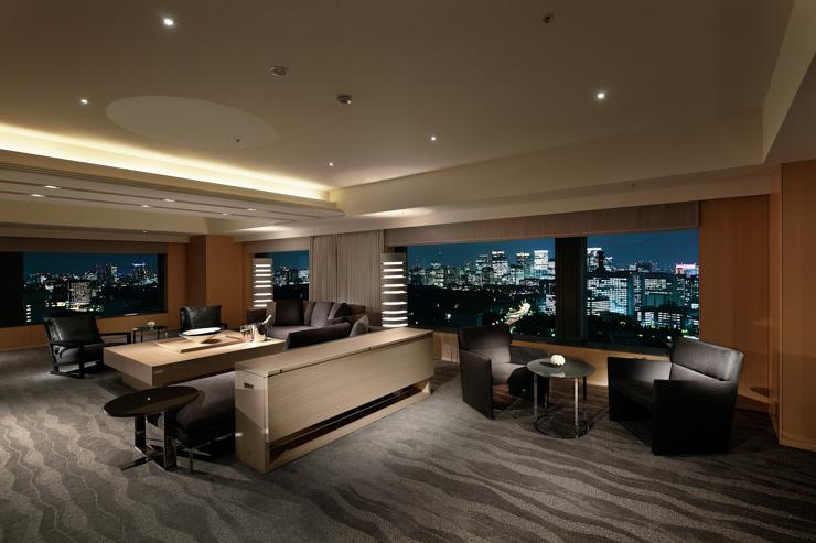 The Capitol Hotel Tokyu - Lounge