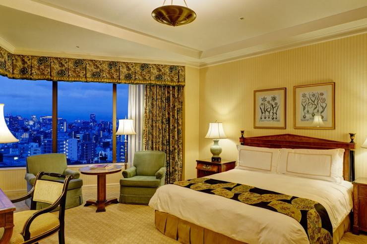 Hotel Chinzan-so - Chambre avec vue sur la ville