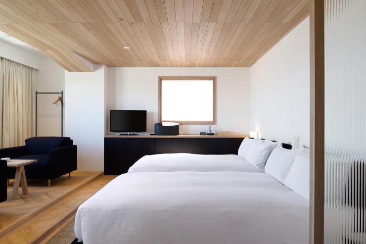 Claska Hotel Tokyo - Chambre Contemporary