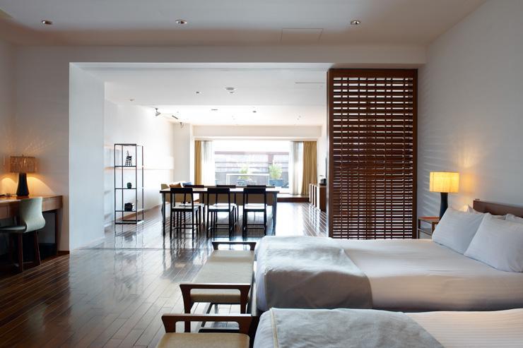 Claska Hotel Tokyo - Chambre 402 (suite de 123 mètres carrés)