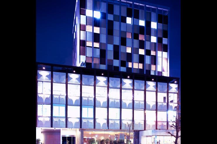 Claska Hotel Tokyo - Extérieur de l'hôtel