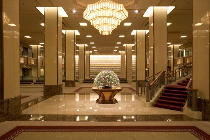 Imperial Hotel Tokyo - Lobby