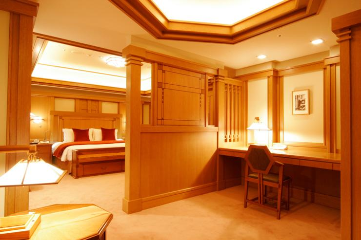 Imperial Hotel Tokyo - Frank Lloyd Wright Suite