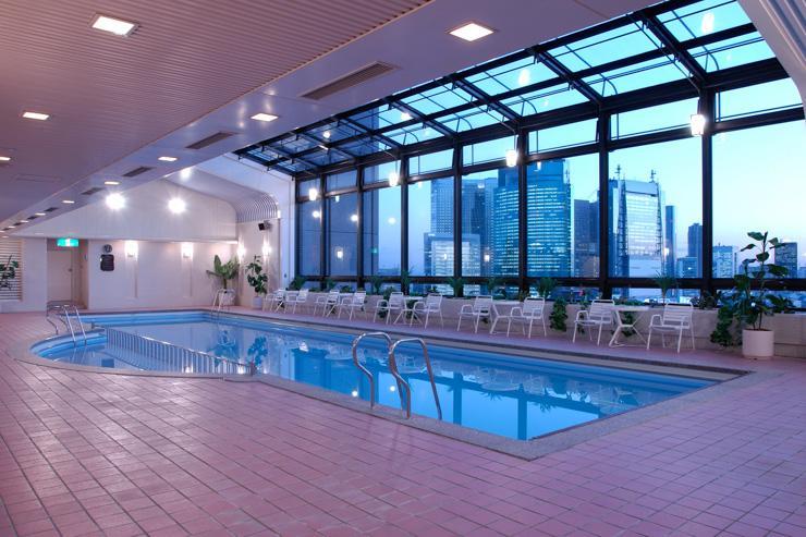 Imperial Hotel Tokyo - Piscine