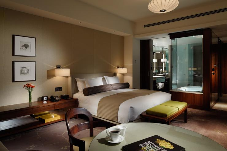 Palace Hotel Tokyo - Chambre avec salle de bain