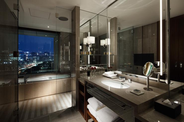 Palace Hotel Tokyo - Salle de bain