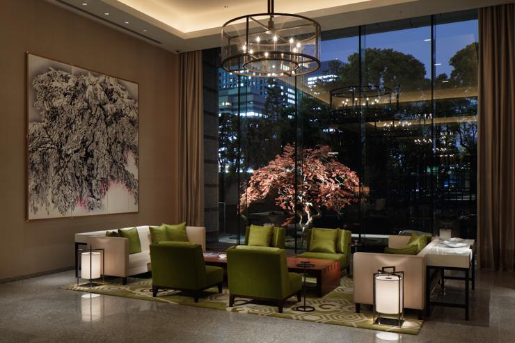 Palace Hotel Tokyo - Lobby