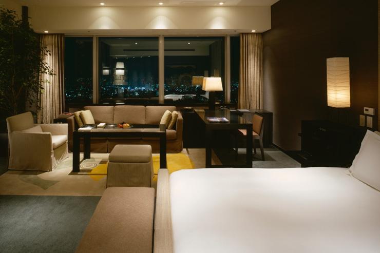 Park Hyatt Tokyo - Chambre avec vue