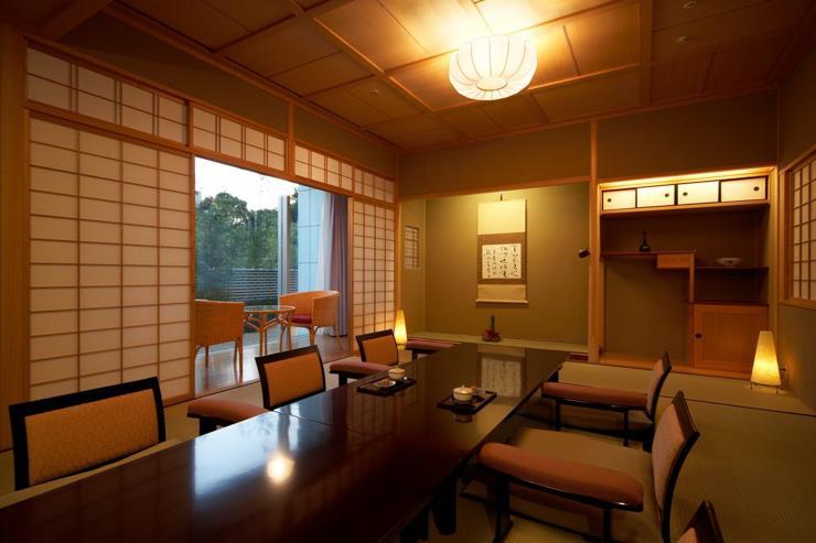 The Prince Park Tower Tokyo - Salon japonais traditionnel