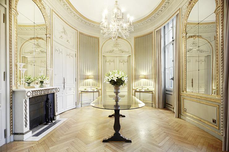 Patrick Hellmann Schlosshotel - Salon