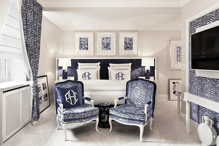Patrick Hellmann Schlosshotel - Chambre