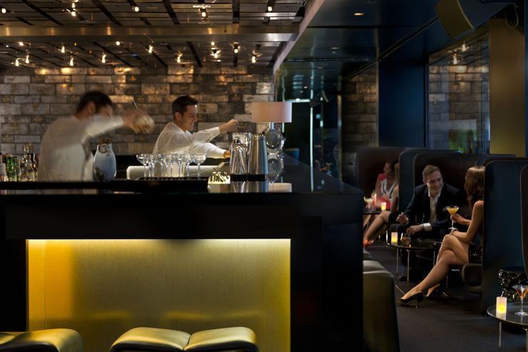 Banker's Bar au Mandarin Oriental Barcelona - Le bar