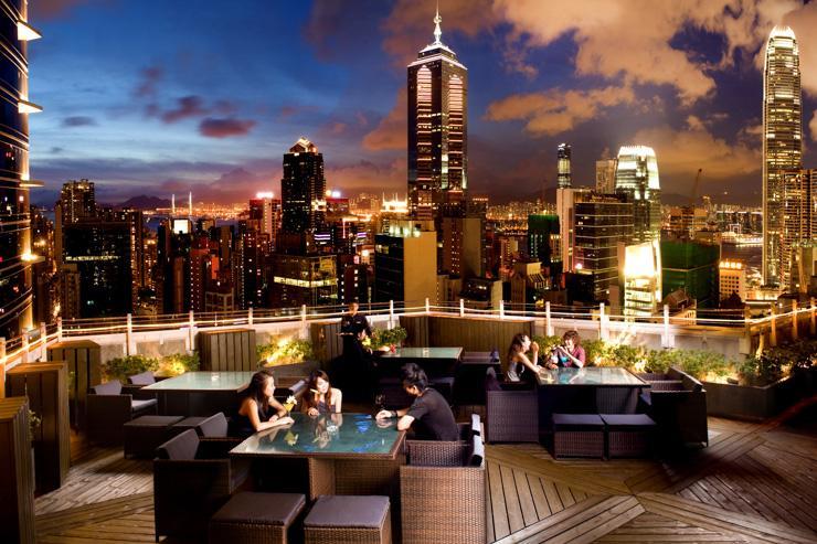 Azure au Hotel LKF by Rhombus - Rooftop