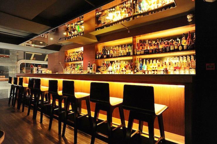 Barsmith HK - Le bar
