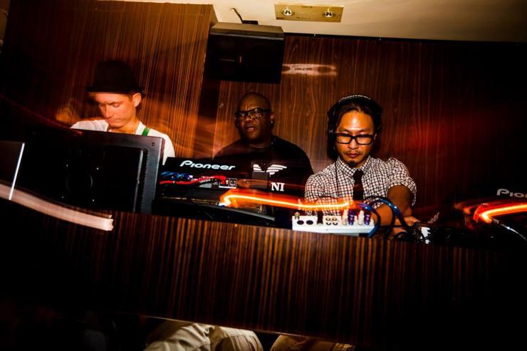 Drop HK - DJ Booth