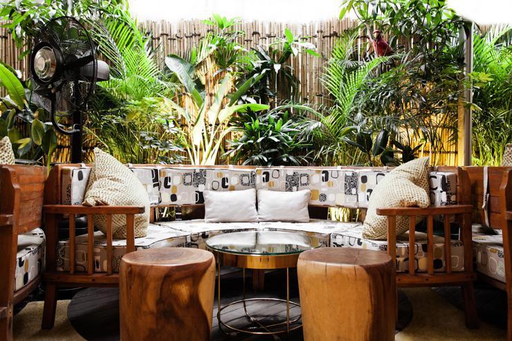Honi Honi Tiki Cocktail Lounge - Espace lounge