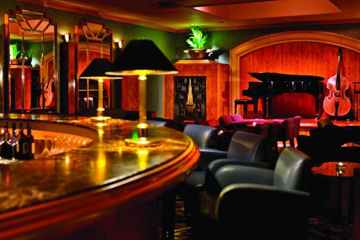 Champagne Bar at Grand Hyatt Hong Kong - Le bar