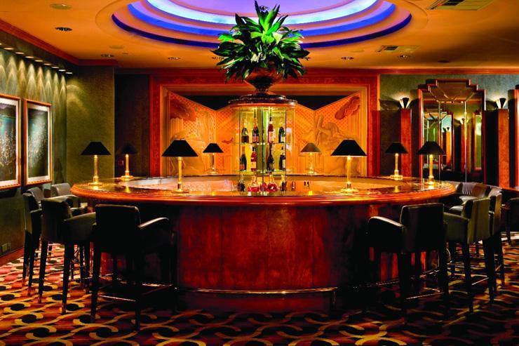 Champagne Bar at Grand Hyatt Hong Kong - Intérieur