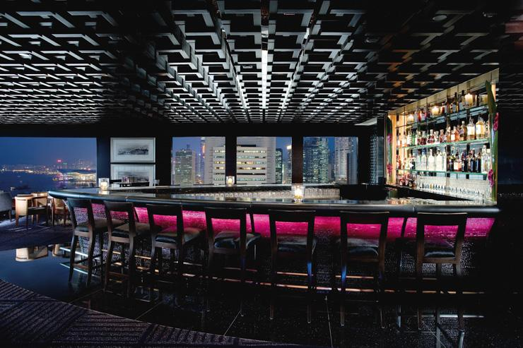 M Bar au Mandarin Oriental - Intérieur
