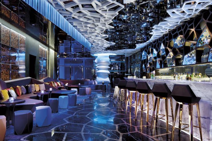 Ozone Bar - Le bar