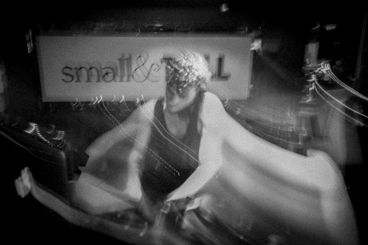 Small&Tall - DJ en action
