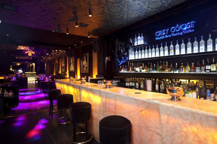 Blackk - Le bar