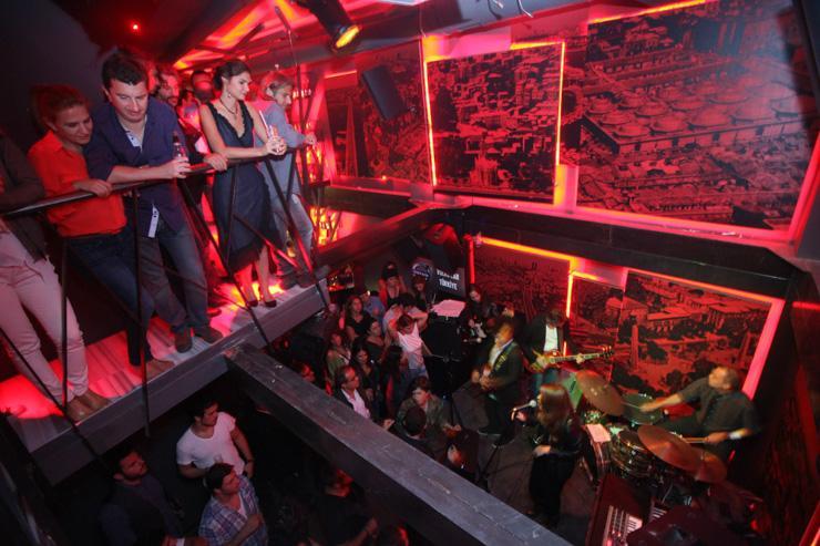 Nublu Istanbul - Performance live
