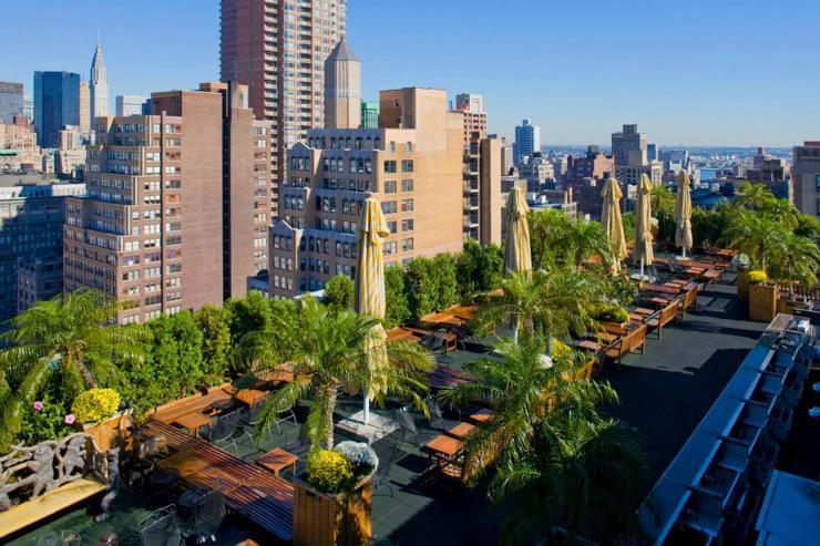 230 Fifth - Le plus grand rooftop de Manhattan