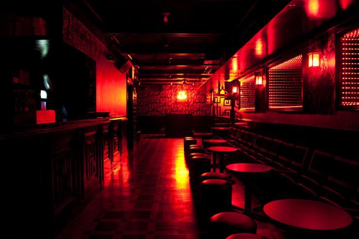 Le Baron Chinatown - Le bar