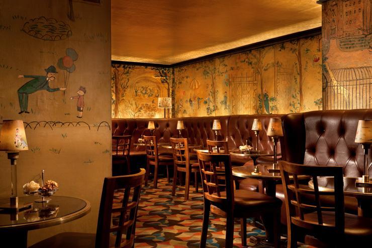 Bemelman's Bar at The Carlyle - Intérieur du bar