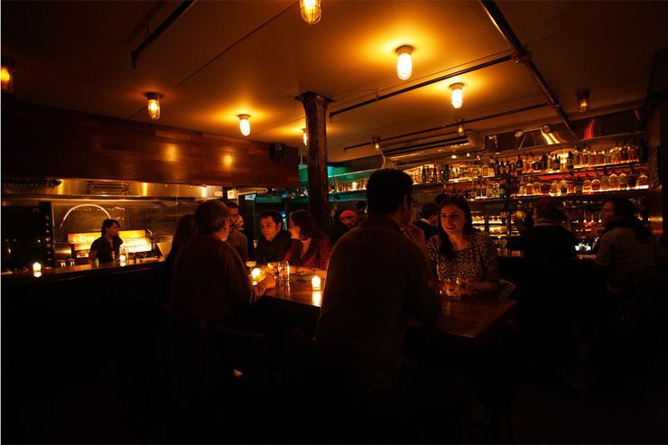 booker and dax - Intérieur du bar