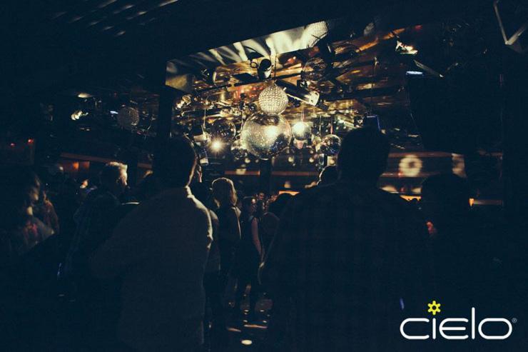 Cielo NYC - Intérieur du club