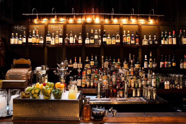 Dutch Kills - Le bar