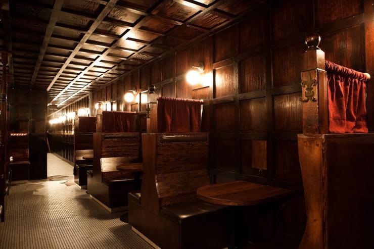 Dutch Kills - Intérieur du bar