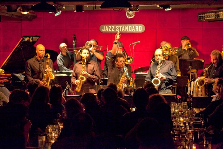 Jazz Standard - Performance live