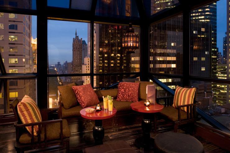 Salon de Ning at Peninsula Hotel New York - Salon intérieur