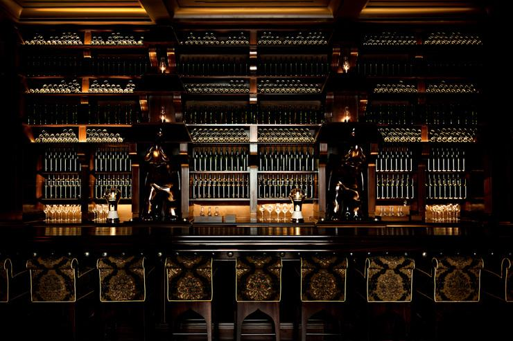The Library Bar at The NoMad Hotel - Le bar