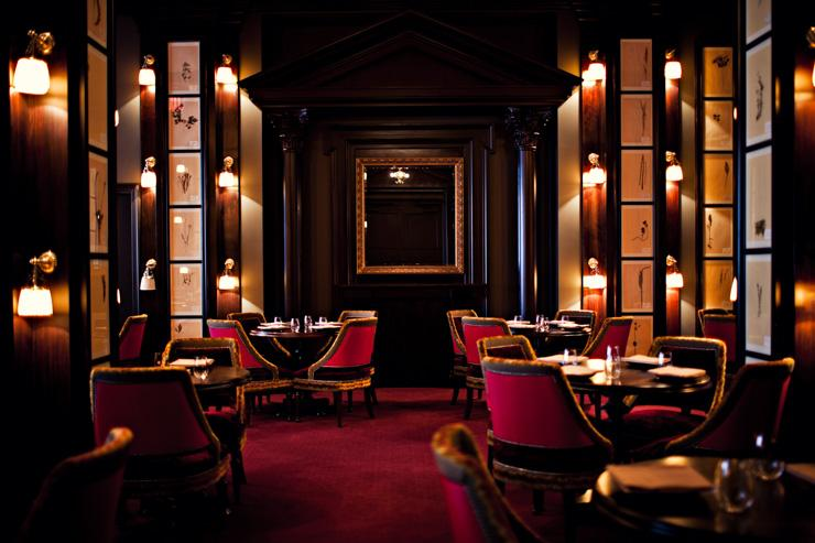 The Library Bar at The NoMad Hotel - Salon